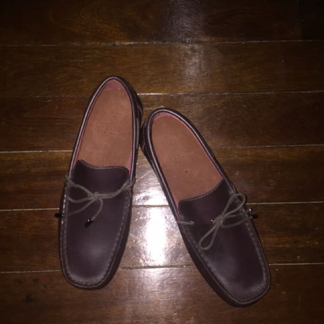 Loafers by Straightforward clothing