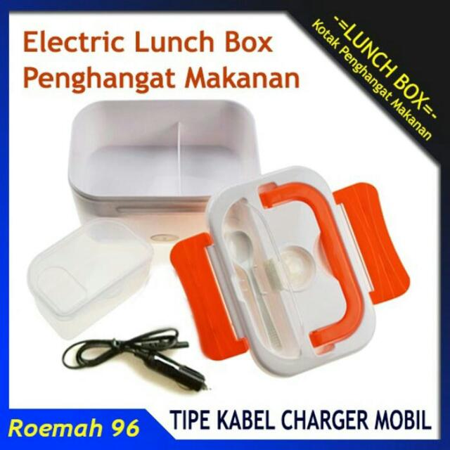 lunch box electrik khusus mobil