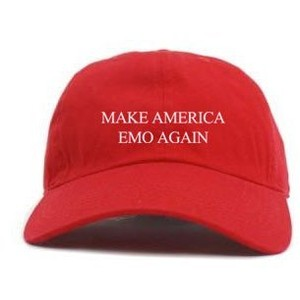 Make America Emo Again Hat