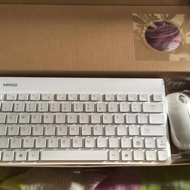 MINISO Keyboard and Mouse
