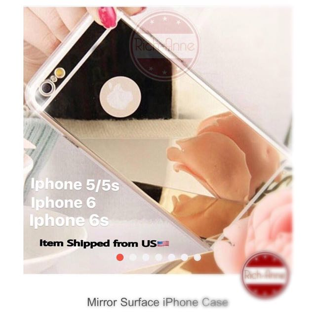 📱Mirror Surface Phone Cases📱