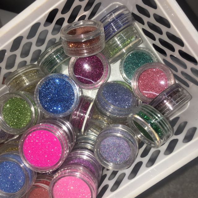 Mixed Cosmetic Glitters