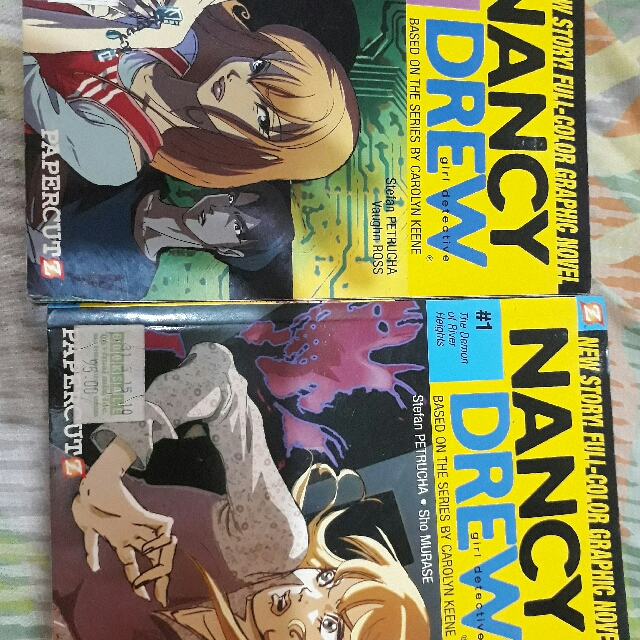 Nancy Drew Comics