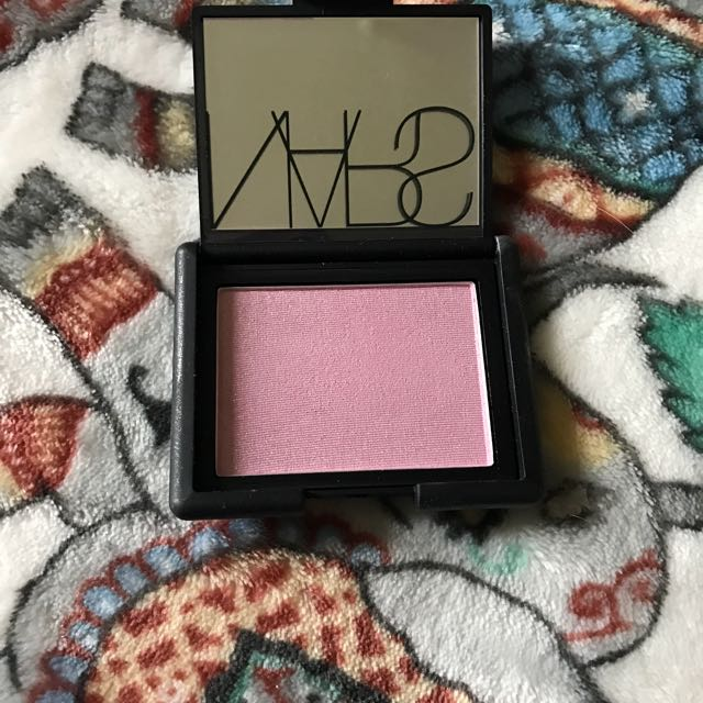 Nars Blush in New Order