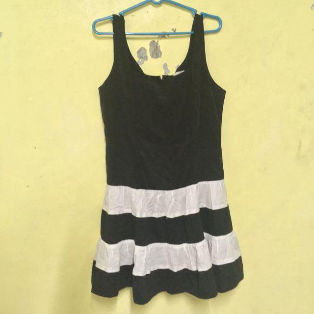 NAVA Black Dress