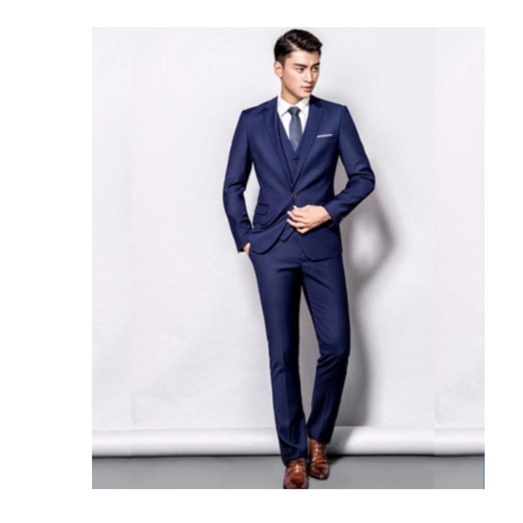 Funky Wedding Suits For Groom And Best Man Festooning - Wedding ...