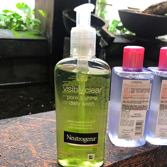 Neutrogena Daily Wash