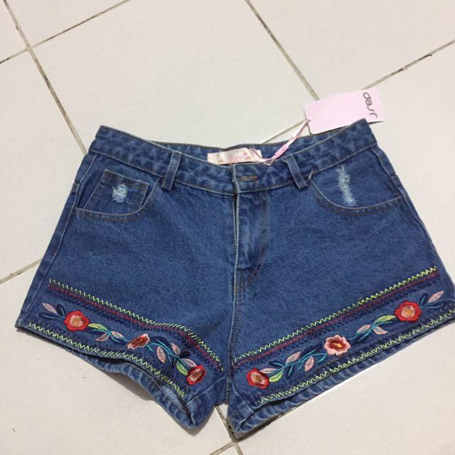 NEW!!! Short Pants J-rep