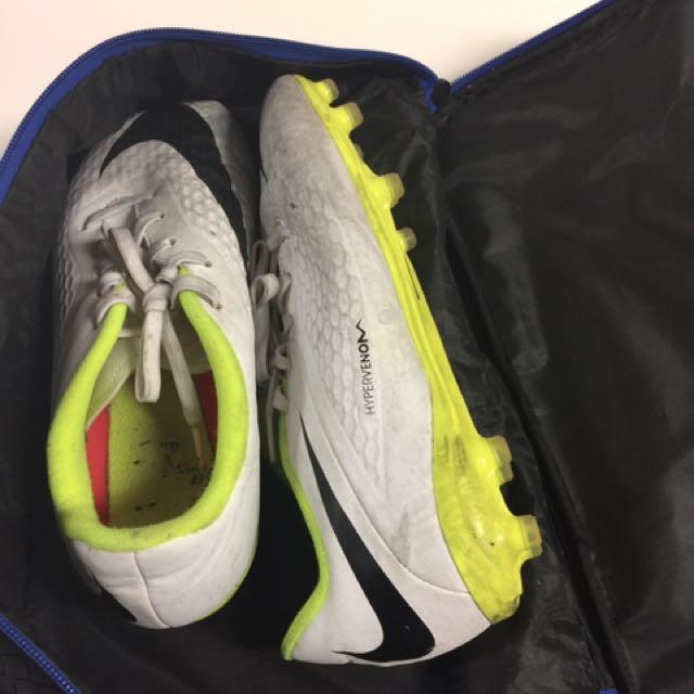 48ebc7737 Nike Hypervenom Size 38 Female Football Futsal Shoes