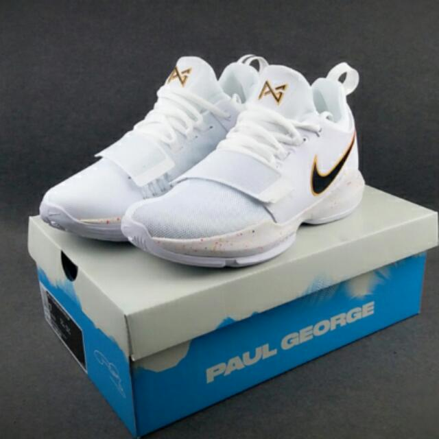 on sale a73ab ed7b5 Nike Paul George 1 Home, Men's Fashion, Footwear on Carousell