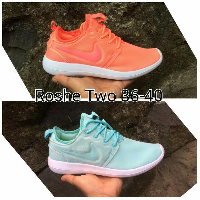 NIKE Roshe Two Shoes (sepatu NIKE)