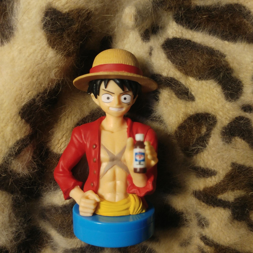 SET: One Piece Anime Action Figures Toy