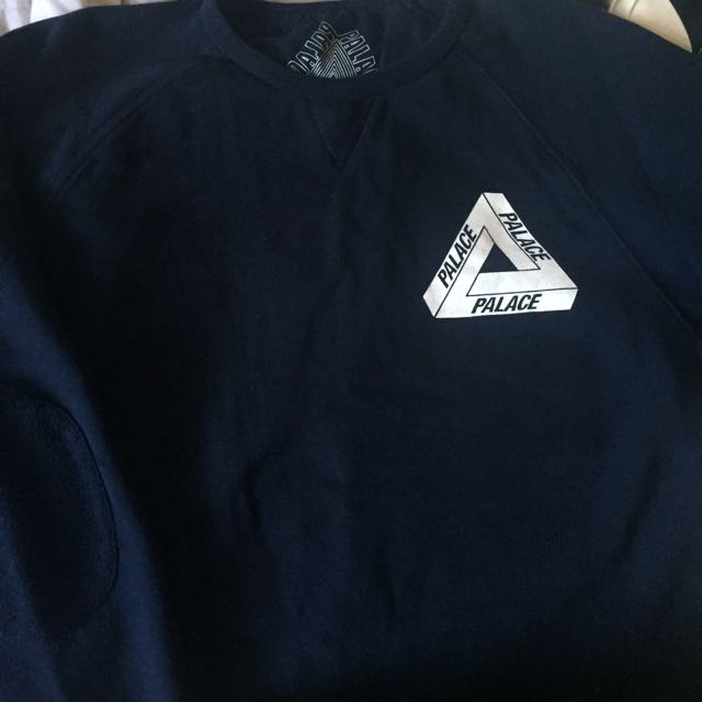Palace Crew Neck Sweater