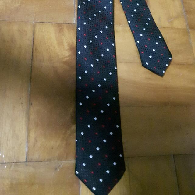 Pre-loved Clip-on Neck Tie