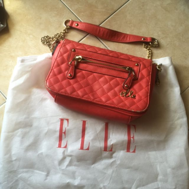 Preloved Tas Elle Ori