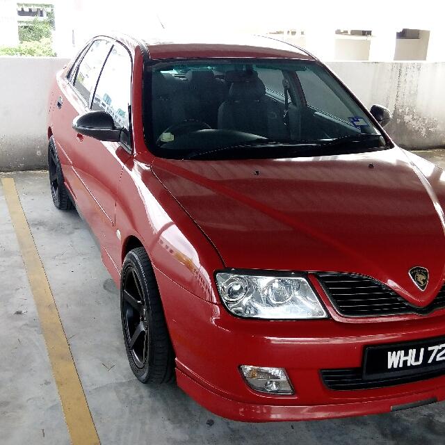 Proton Waja 2001 Auto