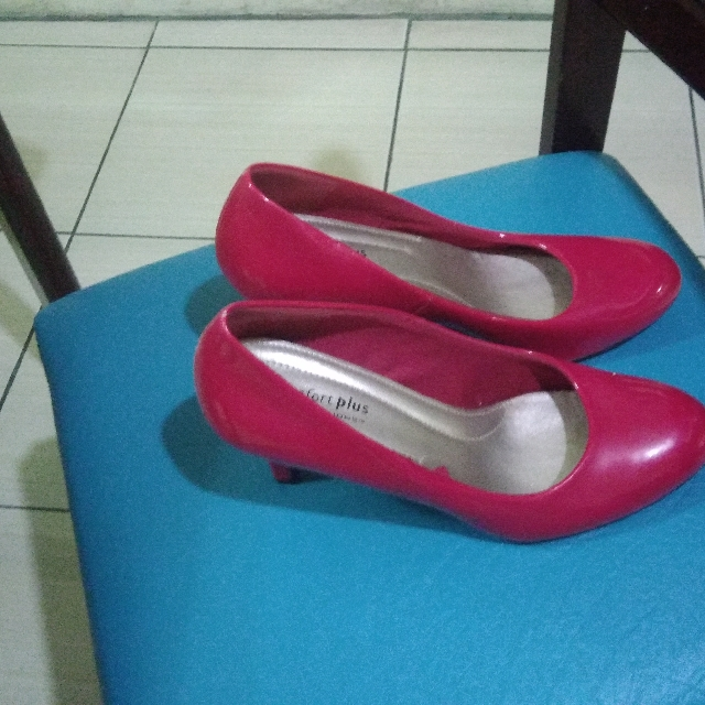 9e3b428554d Red Pumps (Comfort Plus by Payless)