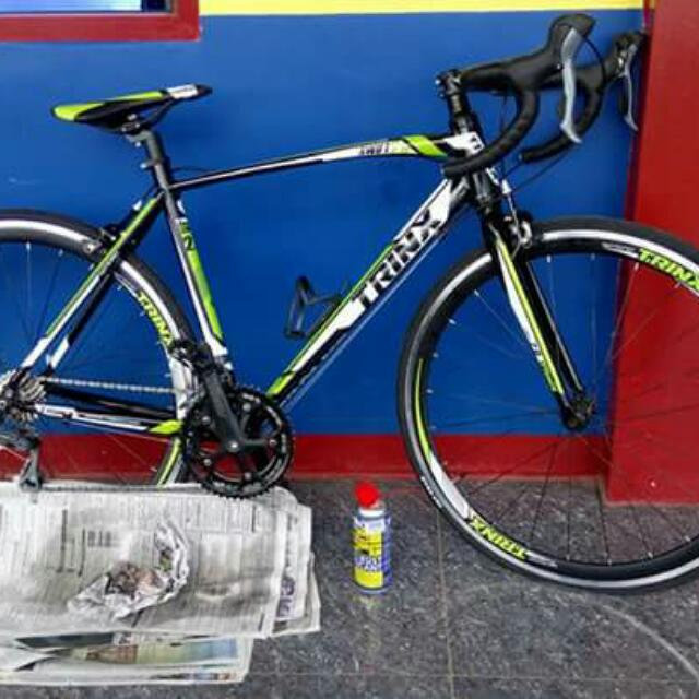 REPRICED-Road Bike Trinx Swift 2.0