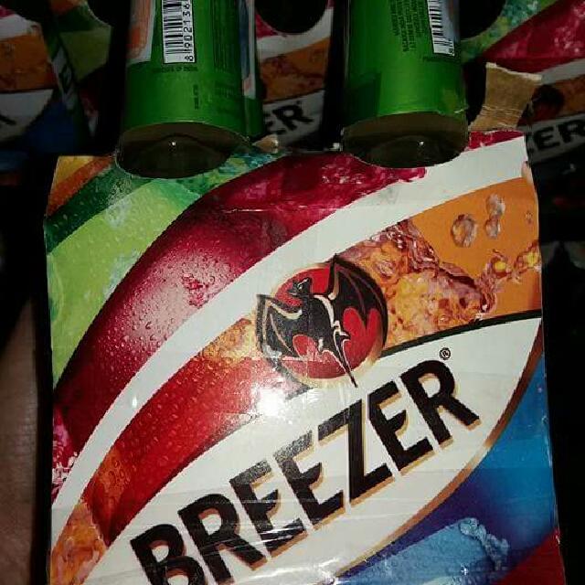 Sale!bacardi Breezer