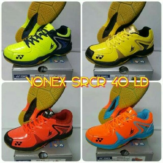 Sepatu Badminton Yonex SRCR 40 LD e9a07a675e