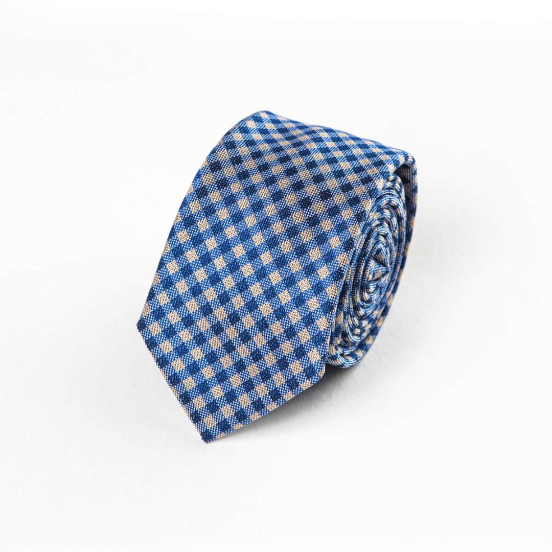 Sst&c 真絲領帶 窄版