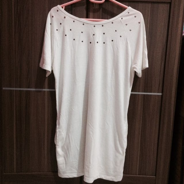 studed blouse