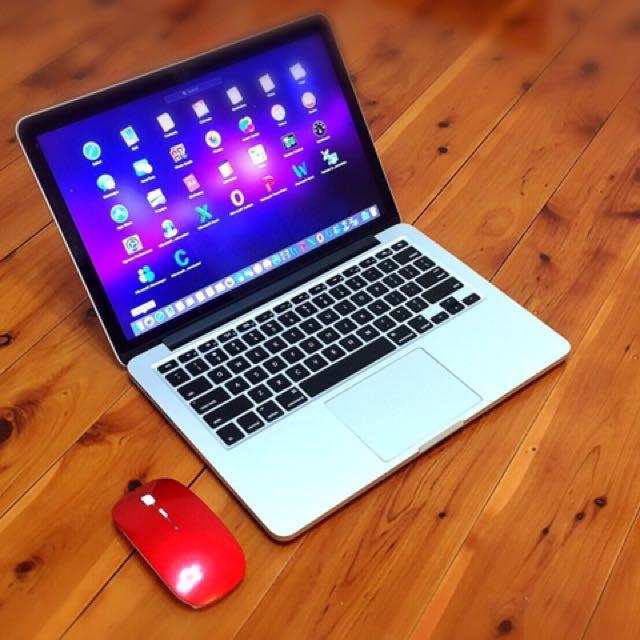 """Super Fast Retina MacBook Pro Core™ i5✲SSD✲2.80Ghz✲13.3""""✲iOS Sierra"""
