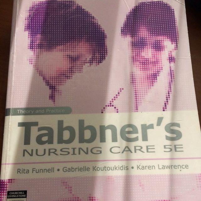 Tabbners Nursing Care 5ed