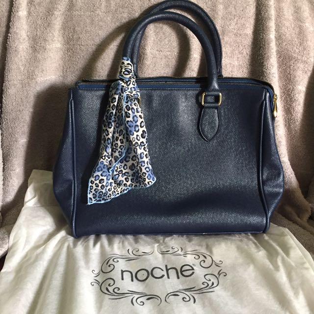 Tas Navy Noche/ Handbag