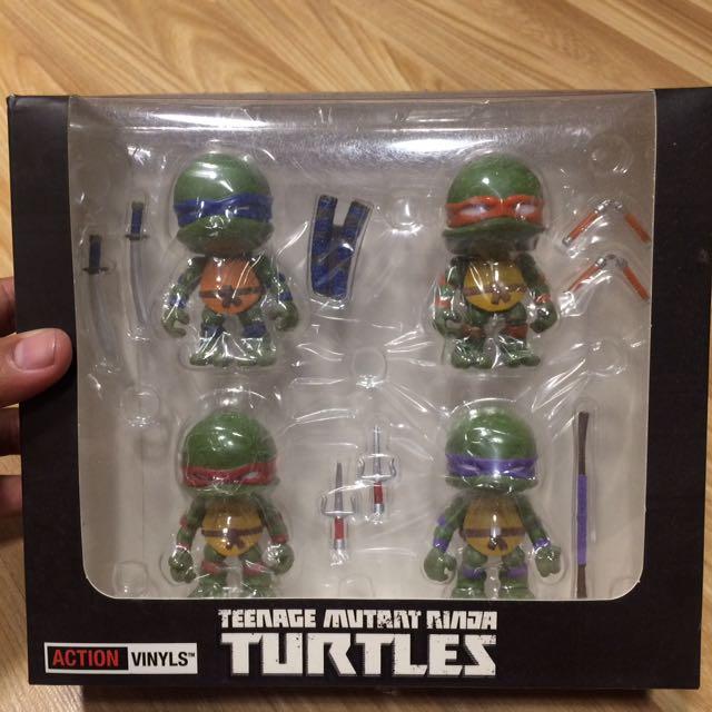 teenage mutant ninja turtles TMNT #jualmainan