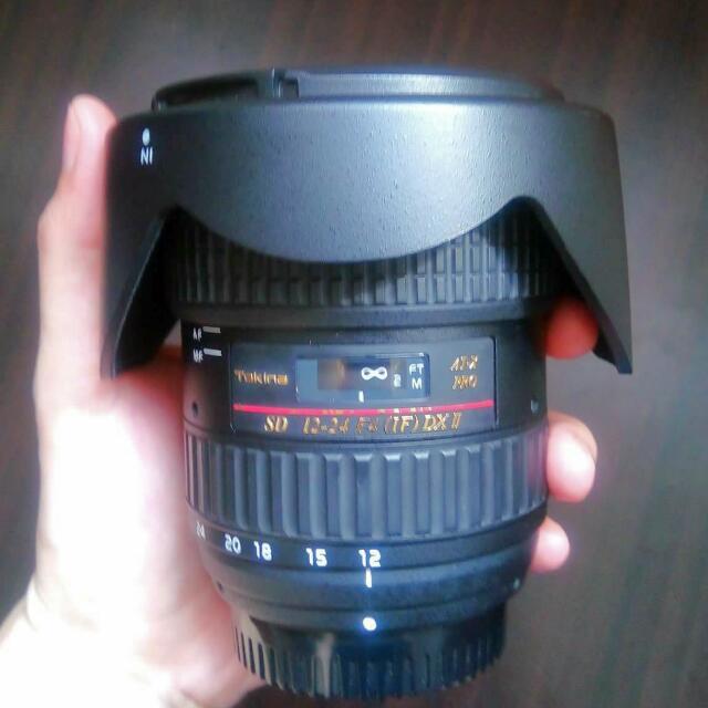 Tokina Ultra Wide Lens