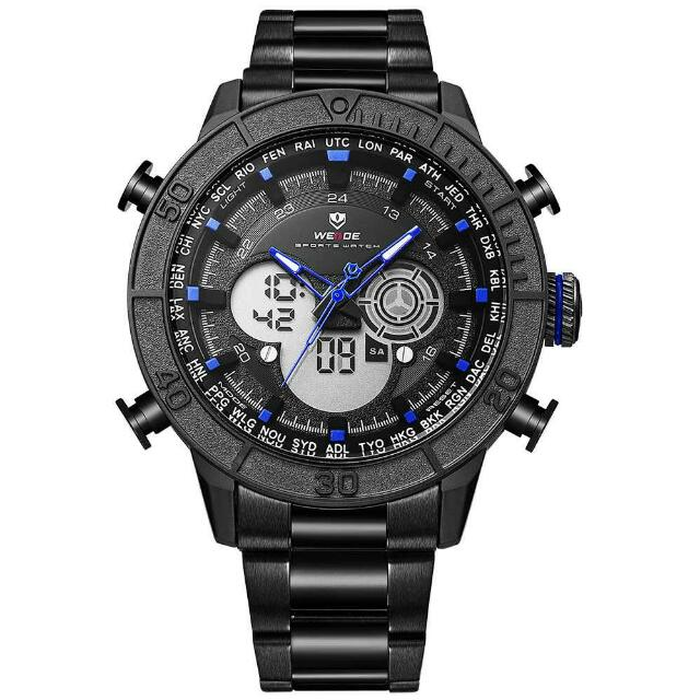 Weide Jam Tangan Digital Analog - WH6308