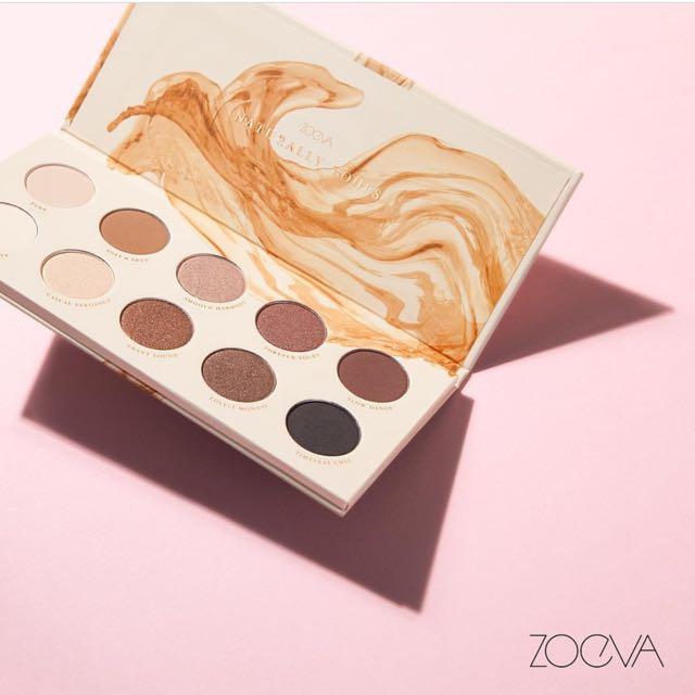 ZOEVA naturally Yours