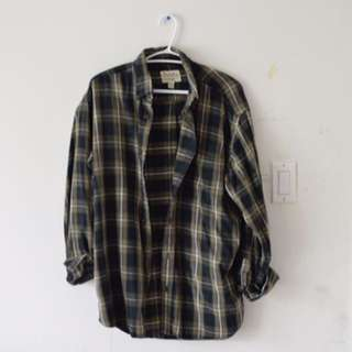 Brandy Melville Thrifter Flannel