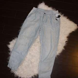 Dynamite Light Wash Boyfriend Jeans