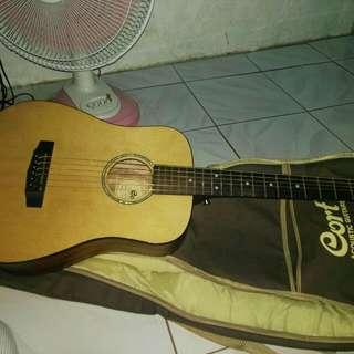 Cort AD MINI OP 3/4 Travel Guitar