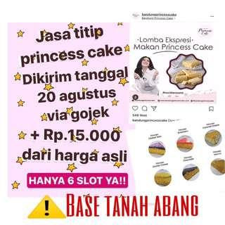 Princess Cake Syahrini!!!