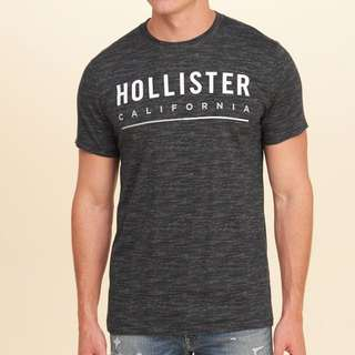 hollister 純棉短袖