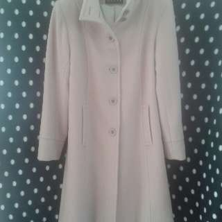 Cashmere & Marino Fully Lined Coat