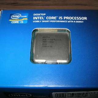 Intel Quad Core i5 3570k Ivy Bridge Unlocked