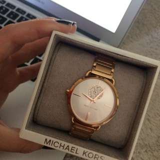 Michael Kors Rose Gold Brand New