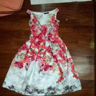 Doublewoot Midi Dress