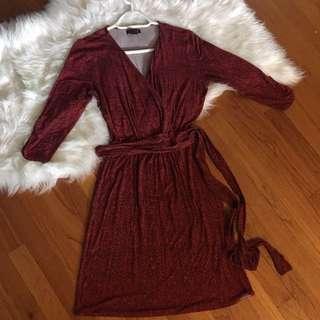 Lucky brand Wrap Dress
