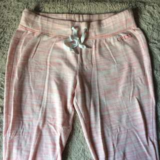 Guess Pink Sweat Pants
