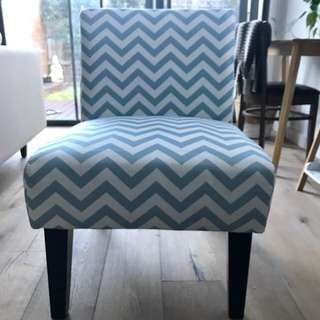Cute Easy Chair / Occasional Chair Like New