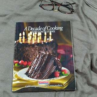 A Decade Of Cooking Cookbook