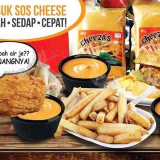 Delicious... Cheeza Cheese Powder