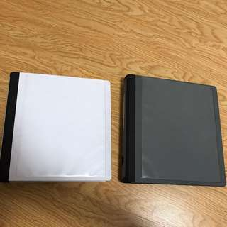 2 Inch Hardcover 3-Ring Binders