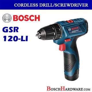 Bosch Cordless Drill / Driver