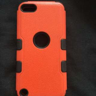 Red And Black iPod 5/6 Case